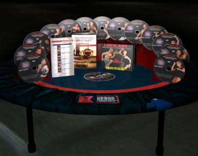Rebound Oz URX-14-DVD