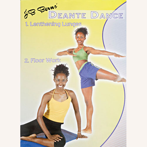 Deante Dance DVD Compilation 2