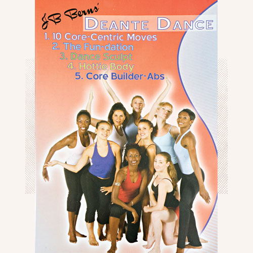 DVD Compilation Deante dance