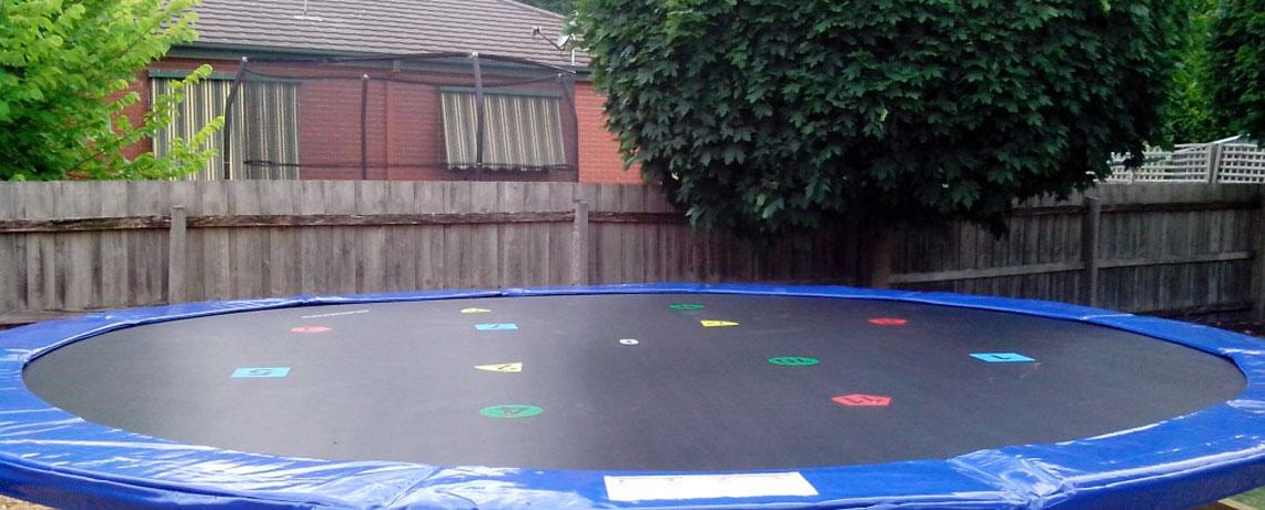 Trampoline Installation In Your Neighbourhood