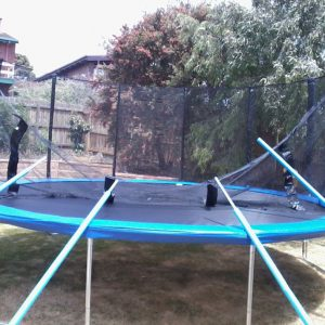 Trampoline Installation Clifton Springs