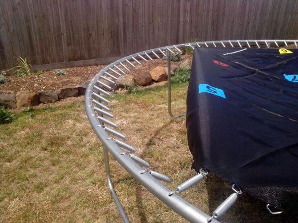 Trampoline Installation Sunbury