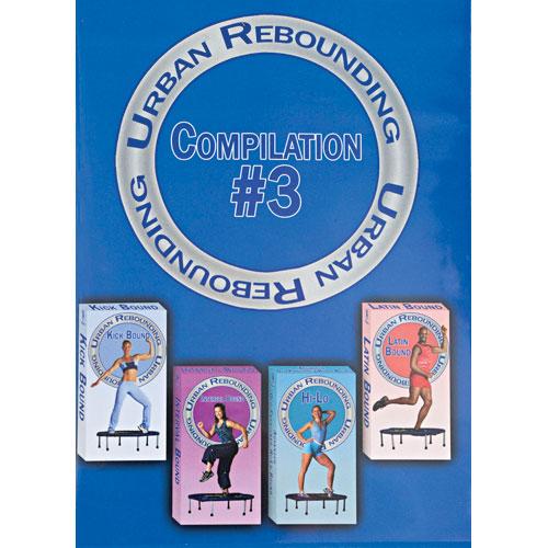Urban Rebounding DVD Compilation 3