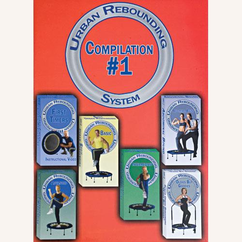 Urban Rebounding Compilation DVD 1
