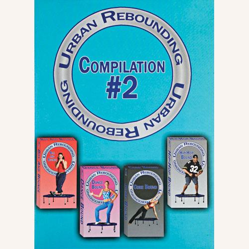 Urban Rebounding Compilation DVD 2